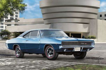 Revell 07188 - 1/25 ´68 Dodge Charger R/T - Neu