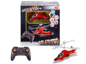 Dickie 201119425 - Irc Helicopter Aircruiser (Infrarot) - Neu