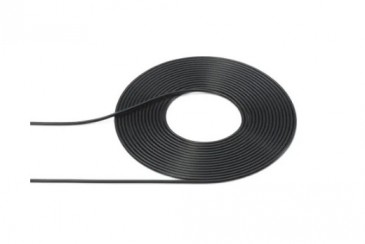 Tamiya 12677 - Cable Outer Diameter 0.8mm/Black - Neu