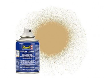 Revell 34194 - Acryl Spray Farbe - Gold Metallic 100ml - Neu