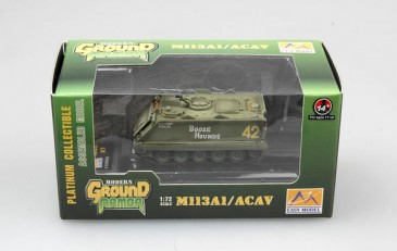 Easy Model 35005 - 1/72 Us Army M113A1 / Acav - Vietnam 1969 - Neu