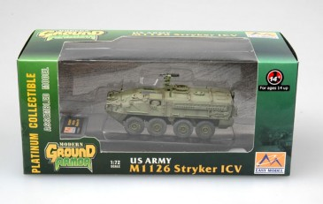 Easy Model 35050 - 1/72 M1126 Stryker Icv - Neu
