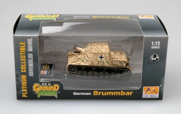 Easy Model 36117 - 1/72 Dt. Brummbär - Italien 1944 - Neu