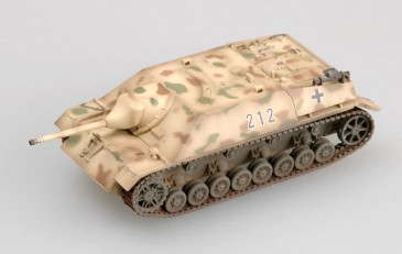 Easy Model 36125 - 1/72 WWII Dt. Jagdpanzer Iv - Normandy 1944 - Neu