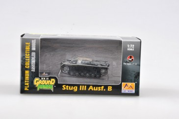 Easy Model 36135 - 1/72 Dt. Stug III Ausf. B - Operation Barbarossa 1941 - Neu