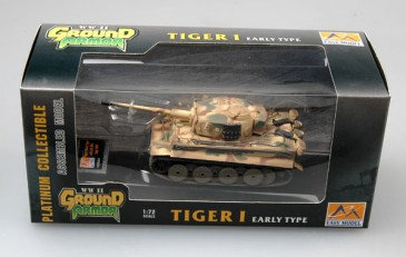 Easy Model 36211 - 1/72 Tiger I (Early Production) - S.Pz.Abt.508 - Italien 1943