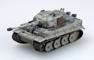 Easy Model 36216 - 1/72 Tiger I (Mid Production)- S.Ss-Pz.Abt.101 -Normandy 1944