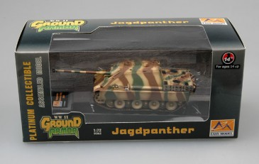 Easy Model 36239 - 1/72 Dt. Jagdpanther - 1945 - Neu