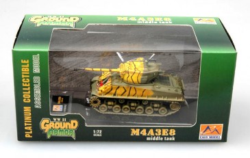 Easy Model 36258 - 1/72 Us Army - M4A3E8 - 5Th Inf. Tank Co - 24Th Inf.Div. -Neu
