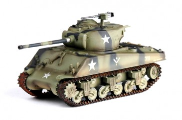 Easy Model 36261 - 1/72 WWII Us M4A3(76)W Panzer - Neu