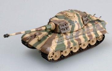 Easy Model 36295 - 1/72 Königstiger / King Tiger- Spz.Abt.505 - Neu