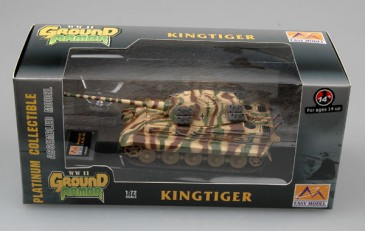 Easy Model 36298 - 1/72 Königstiger / King Tiger - S.Pz.Abt.503 - Neu