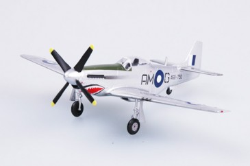 Easy Model 36302 - 1/72 P-51D Mustang Iv - Raaf - Neu