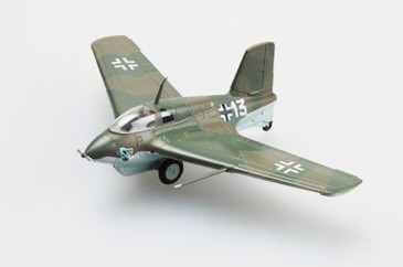 Easy Model 36341 - 1/72 WWII Dt. Me-163B-1A - II/Jg400 - Neu