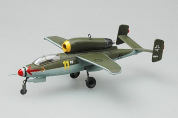 Easy Model 36347 - 1/72 Dt. Heinkel He-162 - Juni 1945 - Neu
