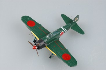 Easy Model 36350 - 1/72 Japanische A6M5 - August 1945 - Neu