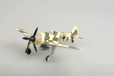 Easy Model 36400 - 1/72 Dt. Focke Wulf Fw190A-6 - 1943 - Neu