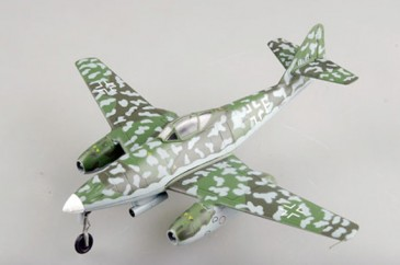 Easy Model 36408 - 1/72 WWII Deutsche Messerschmitt Me-262A-2A - Neu