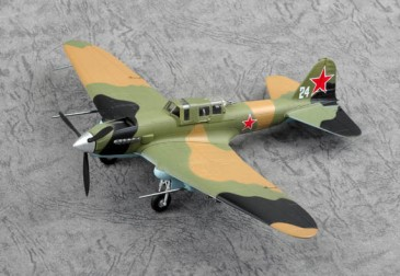 Easy Model 36412 - 1/72 Il-2M3 - Neu