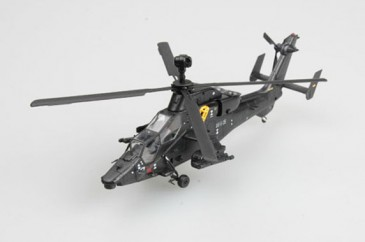 Easy Model 37008 - 1/72 Deutscher Eurocopter Ec-665 Tiger Helicopter - Neu