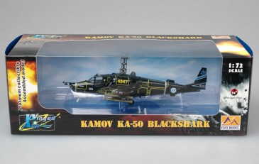 Easy Model 37020 - 1/72 Kamov Ka-50 Blackshark - Russian Air Force - Neu