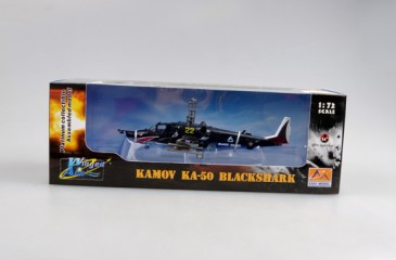 Easy Model 37023 - 1/72 Russischer Hubschrauber Ka-50 (No.22) - Black Shark -Neu