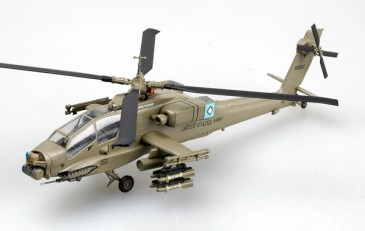 Easy Model 37029 - 1/72 Us Army AH-64A - Devils Dance - Neu