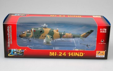 Easy Model 37037 - 1/72 Mi-24 Hind - Hungary Air Force -Neu