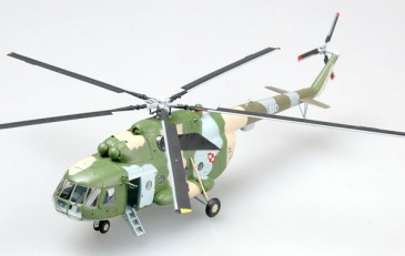 Easy Model 37042 - 1/72 Poland Air Force Mi-8 Hip-C - Neu