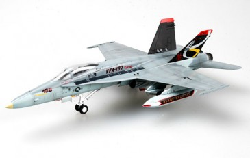 Easy Model 37115 - 1/72 F/A-18C - Us Navy - Neu