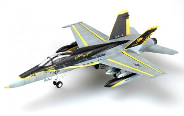 Easy Model 37116 - 1/72 F/A-18C - Us Navy - Neu