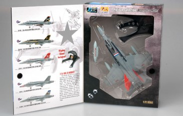 Easy Model 37117 - 1/72 F/A-18C - Us Navy - Neu