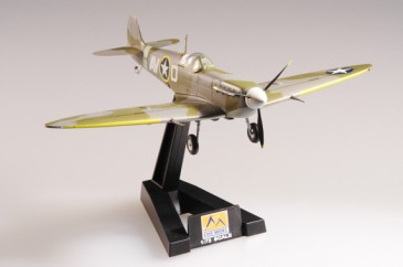 Easy Model 37215 - 1/72 Us Spitfire Mk Vb Usaf 4Fg - 1942 - Neu
