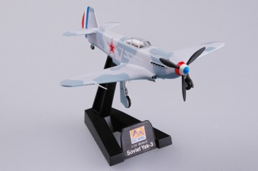 Easy Model 37229 - 1/72 WWII Russische Yak-3 - 1945 - Neu
