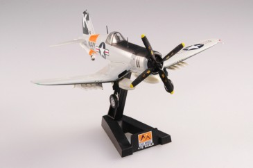 Easy Model 37240 - 1/72 Us F4U-4 Corsair - Usn Kansas 1956 - Neu