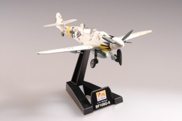 Easy Model 37259 - 1/72 Dt. Messerschmitt Bf-109G-6 - I./Jg53 - Ungarn 1945
