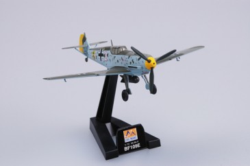 Easy Model 37281 - 1/72 WWII Dt. Messerschmitt Bf-109E-4 - 4./Jg51 - Neu