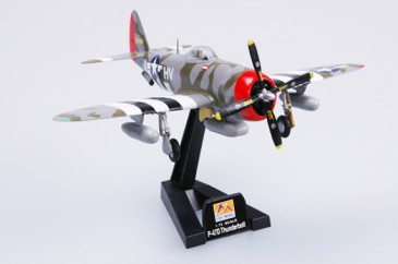 Easy Model 37288 - 1/72 Us P-47D Thunderbolt 61Fs,56Fg - Neu