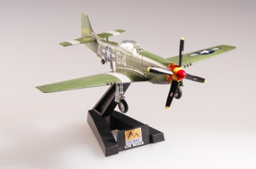 Easy Model 37294 - 1/72 Us P-51D - 362Fs,357Fg - 1944 - Neu
