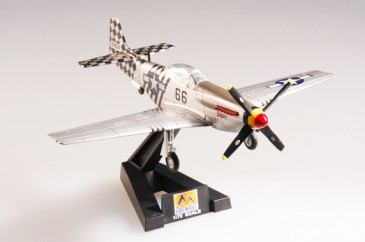 Easy Model 37295 - 1/72 Us P-51D - Indien 1945 - Neu
