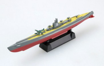 Easy Model 37323 - 1/700 WWII Japanisches Ijn I-400 Class U-Boot - Neu