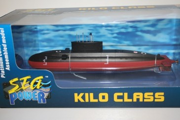 Easy Model 37501 - 1/350 Russisches Kilo Claas U-Boot - Fertigmodell - Neu