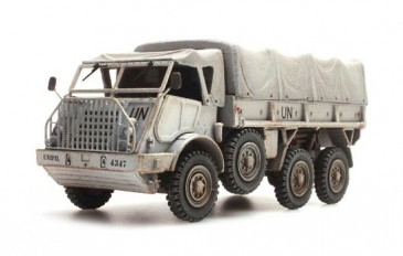 Artitec 387.157 - 1/87 / H0 Nl Daf Ya 328 Cargo - Unifil (United Nations) -Neu