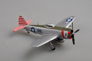 Easy Model 39310 - 1/48 Us P-47D - 527Fs - Neu