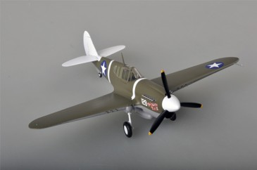 Easy Model 39311 - 1/48 Us P-40M - 44Fs 18Fg - Neu