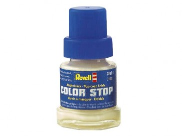 Revell 39801 - (15,97€/100ml) Color Stop / Abdecklack - 30 Ml - Neu