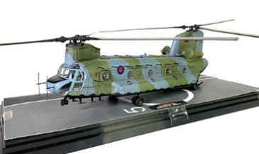 Forces Of Valor 821004C - 1/72 Boeing Chinook HC1 MK1 Royal Air Force