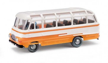 Busch 95700 - 1/87 Robur LO 2500 Bus - Orange - Neu