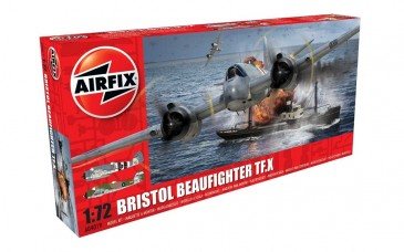 Airfix A04019 - 1/72 Bristol Beaufighter Tf.X - Neu