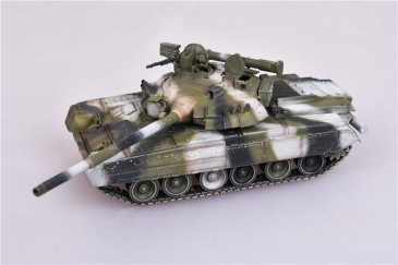 Modelcollect As72095 - 1/72 T-80Ud - Russian Army - 1998 - Neu